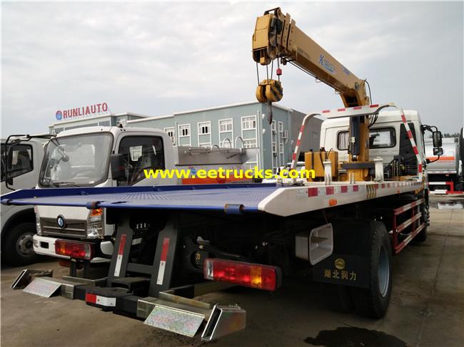 3 Ton Hydraulic Tow Trucks