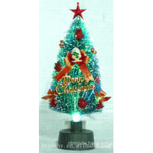 2013 HOT! USB Fiber Optic Xmas Tree star topper power supply