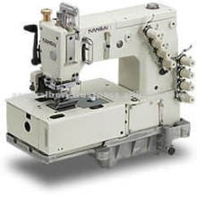 Kansai DLR Series, 1-4-Needle Double Chain Stitch Machine