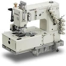 Kansai DLR Series, máquina de costura dupla corrente de 1-4 agulhas