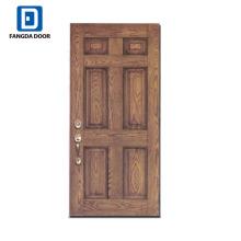 Puerta del rodillo de la puerta del panel de fibra de vidrio