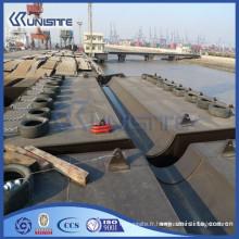 Plate-forme flottante pour la construction marine et le dragage (USA2-001)