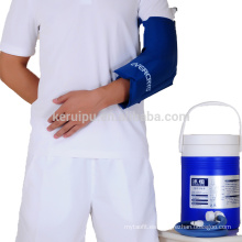 Unidad vendedora caliente de la terapia de la compresión del frío de Evercryo para las lesiones del codo