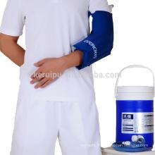 Unité de thérapie de compression froide d'Evercryo de vente chaude pour des blessures de coude