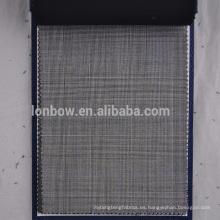Solo use el tejido de lana clásico y de alta calidad