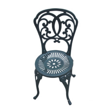 Metal Garden Outdoor Furniture Cast Aluminium Patio Chair