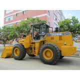 3cbm front wheel loader GK958B with CE certificate