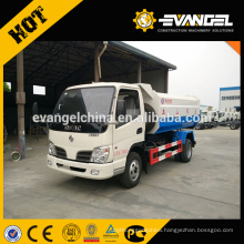 FOTON Side Bucket Loading Garbage Truck 4*2