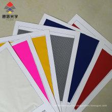 Wholesale 2020 Athletic Jacket Resistance Rainbow Reflective Fabric