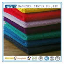 Velours Couverture De Tissu Chine Manufavturer