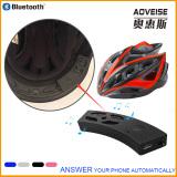 2016 hot selling bluetooth speaker for bike helmet,bicycle helmet wireless speaker AV110 [AOVEISE]