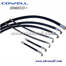 Carbon Steel / Stainless Steel Auto Fuel Hydraulic Oil Pipe