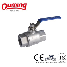 2PCS DIN M3 Ball Valve with Threaded End