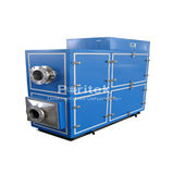 Lithium Battery Automatic Dehumidifier Equipment , Desiccant Cabinets Airflow 1500m³/h