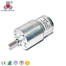 longlife quiet compact 12v dc high torque electric motor