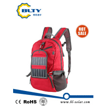3.5W Solar Bag Solar Mochila para o viajante e Camping