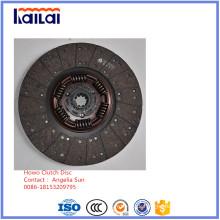 HOWO Truck Parts Sinotruck Clutch Disc Az9725160220