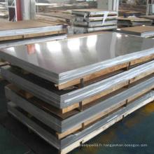 ASTM, GB, Jin Matériau Plaque en acier inoxydable
