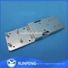 Services de fabrication Pièces spéciales en tôle métallique