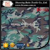 Outdoor training printing camouflage fabric for miltary uniform BT-183