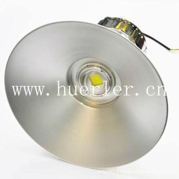 L'usine a conduit directement l'éclairage industriel élevé de la baie 80w 100w a conduit la lumière élevée de la baie 100w