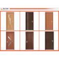 Cheap Price MDF PVC Wood Door Interior (SC-P115)