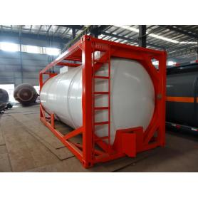 20FT Tank Container For Ammonia Water