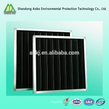 High quality HVAC system use panel air activated carbon filter