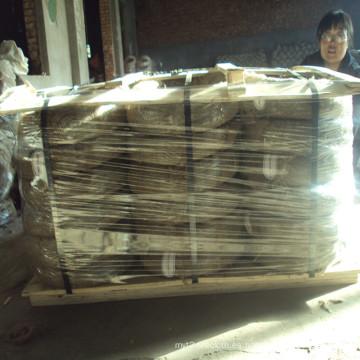 Alambre de hierro galvanizado de la venta caliente / alambre de la atadura / alambre obligatorio