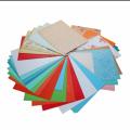 Filme de PVC colorido para tambor