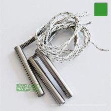 Calentador de cartucho de inmersión de elemento de calentamiento eléctrico tubular personalizado