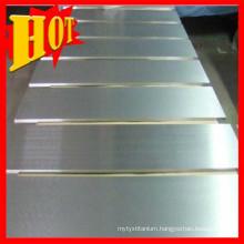 99.95% Purity Molybdenum Foils Sheet