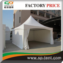 canopy tent 5mx5m with waterproof pvc fabric for tent