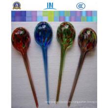 Globos / bulbos coloridos del agua, globos de la flor para las macetas de interior de la planta