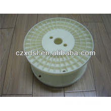 250mm flange abs plastic yarn bobbin (factory)