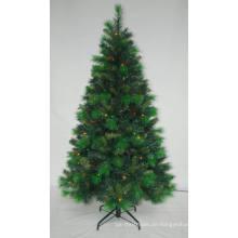 Realist Künstlicher Weihnachtsbaum mit String Licht Multi Farbe LED Dekoration (AT1011)