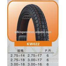 pneu et tube pour moto