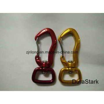 Dtype de aleación de aluminio Carabiner (DR-Z0269)