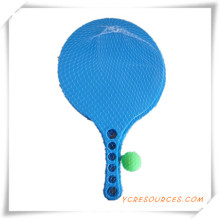 Conjunto de oferta de promoção para raquete de pingue-pongue de madeira (OS05009)