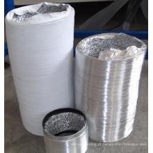 Duto flexível de alumínio duplo que forma a máquina (ATM-600A)