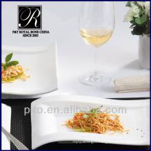 P & T porcelaine usine restaurants porcelaine, plats en céramique plats