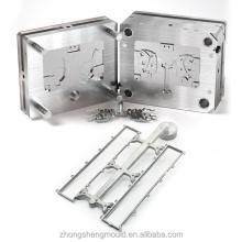 high precision Multi Cavity metal aluminum enclosure die cast part mold manufacturer