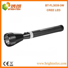 Wholesale Middle Eastern Ni-Cd 2SC Battery Operated Aluminum High Power 3W XPE Cree led Rechargeable Heavy Duty Torch Light
