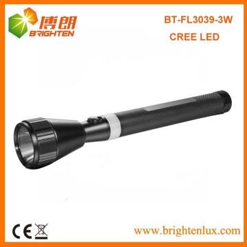 Großhandel Middle Eastern Ni-Cd 2SC batteriebetriebene Aluminium High Power 3W XPE Cree führte wiederaufladbare Heavy Duty Fackel Licht