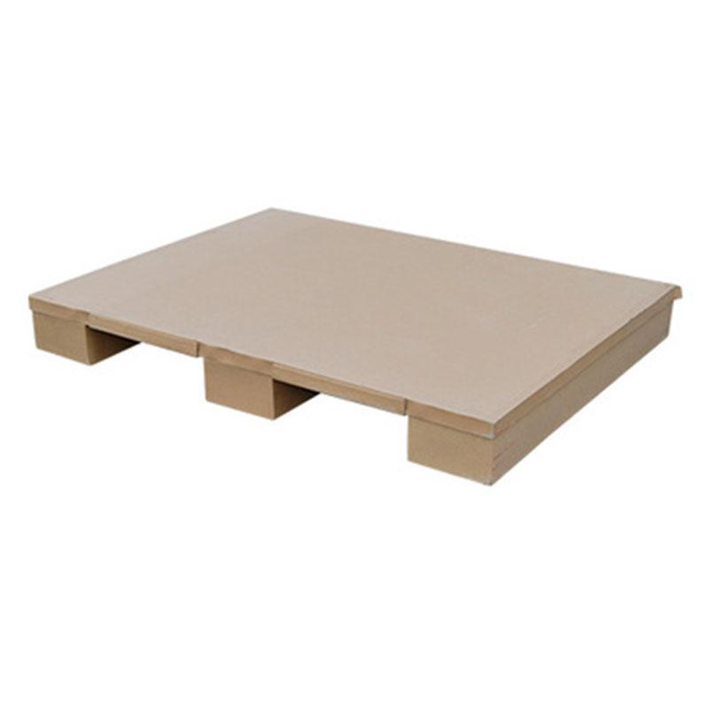 Kraft paper pallets