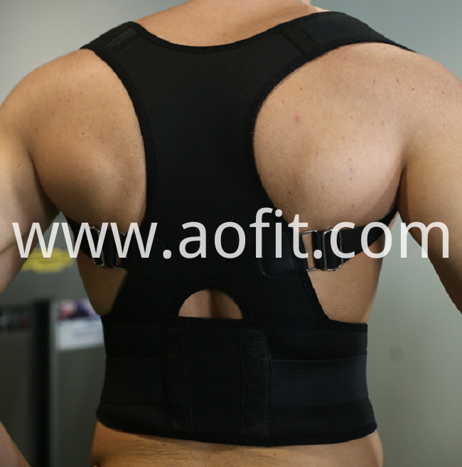 back support bra posture