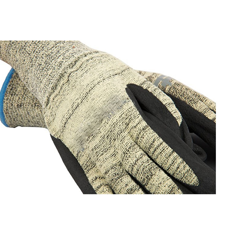 oil resistant safety gloves