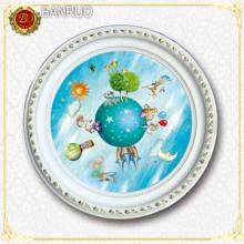 Plafond artistique décoratif en polystyrène pour le marché russe