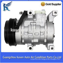 denso 10S11E universal auto air conditioning compressor for Toyota AVANZA JK447220-4094