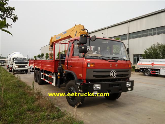 Hydraulic Crane Trucks
